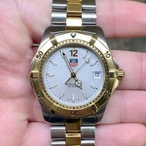 TAG Heuer 2000 Silver 40mm White United States of America, New York, East Elmhurst