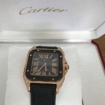 Cartier Santos 100 Roségold Schweiz, Erlenbach
