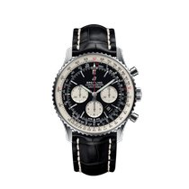 Breitling Navitimer 01 (46 MM) Steel 46mm Black United States of America, Pennsylvania, Philadelphia