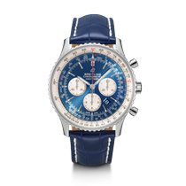 Breitling Navitimer 01 (46 MM) Steel 46mm Blue United States of America, Pennsylvania, Philadelphia