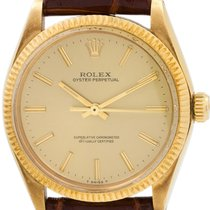 Rolex Oyster Perpetual 34 1005 1977 occasion