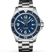 Breitling Superocean 44 new 2020 Automatic Watch with original box and original papers A17367D81C1A1