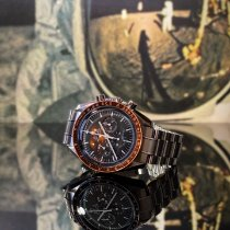 Omega Speedmaster Professional Moonwatch Steel 42mm Black No numerals United States of America, California, Irvine