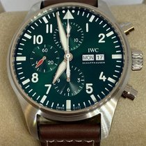 IWC Pilot Chronograph new 2020 Automatic Chronograph Watch with original box and original papers IW377726