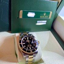 Rolex 116613LN Acero y oro 2012 Submariner Date 40mm usados