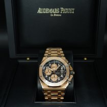 Audemars Piguet Royal Oak Offshore Chronograph 26470OR.OO.1000OR.03 New Rose gold 42mm Automatic