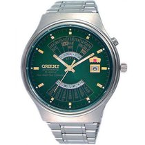 Orient FEU00002FW New Steel 42mm Automatic