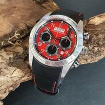 Tudor Fastrider Chrono neu 2020 Automatik Chronograph Uhr mit Original-Box und Original-Papieren 42000D