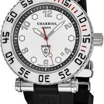 Charriol Staal Quartz RT42DIVW142D02 nieuw