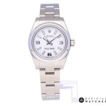 Rolex Oyster Perpetual 26 Blanco