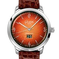 Glashütte Original Sixties Panorama Date new 2020 Automatic Watch with original box and original papers 2-39-47-09-02-04