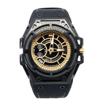 Linde Werdelin SpidoLite new 2018 Automatic Chronograph Watch with original box and original papers A.SLTGG.II