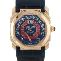 Gérald Genta Rose gold 43mm Automatic OBR.Y.50 pre-owned United States of America, Pennsylvania, Southampton