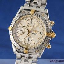 Breitling Chronomat Zlato/Zeljezo 39mm Srebro