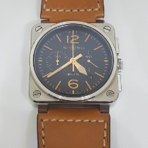 Bell & Ross Steel 42mm Automatic BR 03-94 pre-owned India, MUMBAI