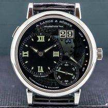 A. Lange & Söhne Grand Lange 1 Platinum 41mm Transparent United States of America, Massachusetts, Boston