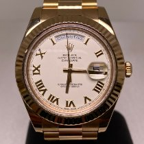Rolex 218235 Or rose 2014 Day-Date II 41mm occasion