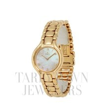 Ebel Beluga Yellow gold 24mm Mother of pearl Roman numerals United States of America, New York, Hartsdale