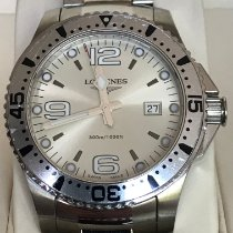 Longines L3.640.4 Steel 2011 HydroConquest 40mm pre-owned