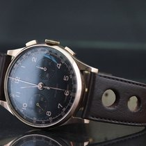 Titus Rose gold 37,5mm Manual winding pre-owned