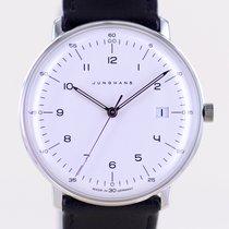 Junghans max bill nowość 2020 Kwarcowy Zegarek z oryginalnym pudełkiem i oryginalnymi dokumentami 363/2715.00