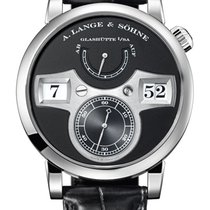A. Lange & Söhne Ouro branco 41.9mm Corda manual 140.029 novo