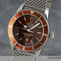 Breitling Superocean Héritage 46 Zeljezo 46mm Smedj