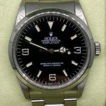 Rolex Explorer Çelik 36mm Siyah Arap rakamları Türkiye, Istanbul