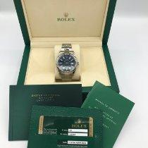 Rolex Datejust II Stahl 41mm Blau Keine Ziffern Deutschland, Gütersloh