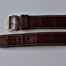 Eberhard & Co. Parts/Accessories new Crocodile skin Brown Chrono 4