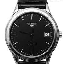 Longines Steel 38mm Automatic L4.874.4.52.2 pre-owned