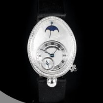 Breguet White gold 28.45mm Automatic 8908BB/52/864.D00D pre-owned