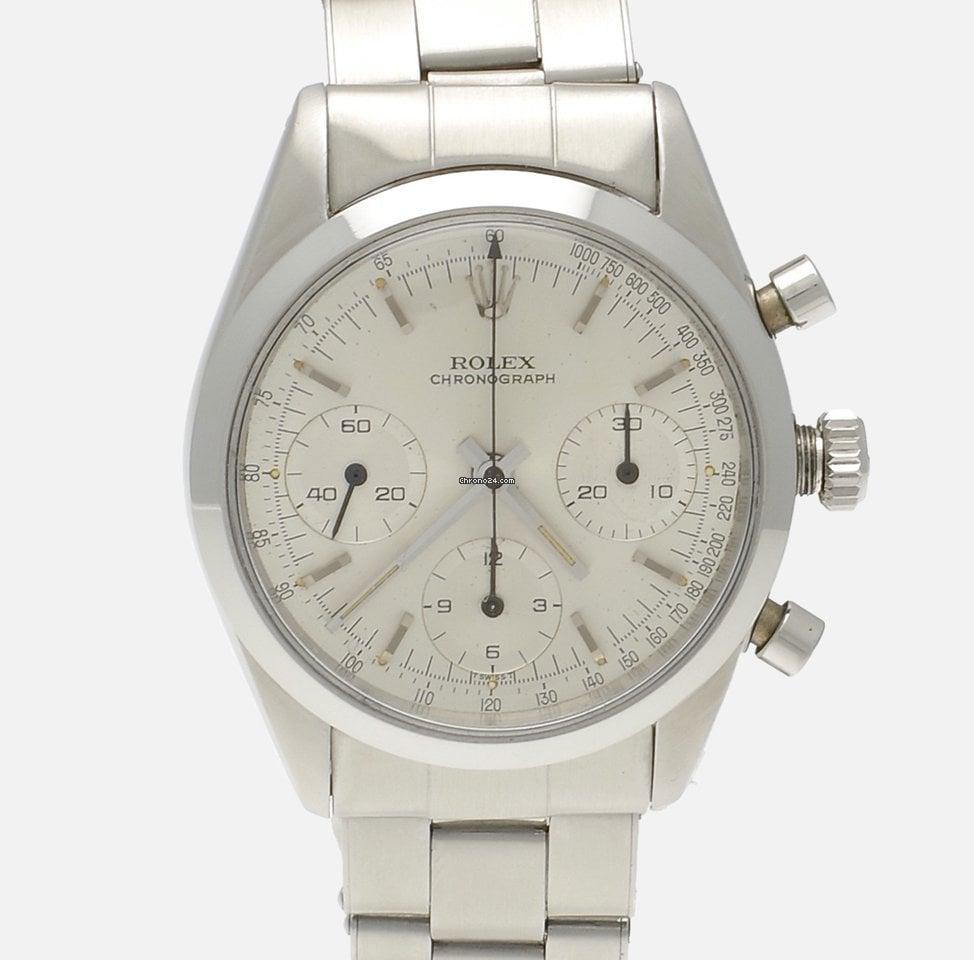 Rolex Chronograph 6238 Pre-Daytona 1964 pre-owned