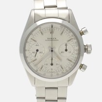 Rolex Chronograph Steel 36mm No numerals