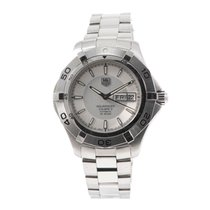 TAG Heuer Steel 41mm Automatic Aquaracer pre-owned