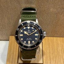 Tudor 9401 Steel 1977 Submariner 40mm pre-owned