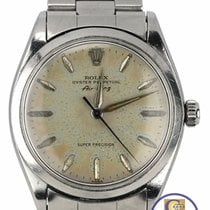 Rolex Air King Precision Steel 34mm Silver United States of America, New York, Massapequa Park