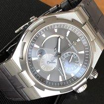 Vacheron Constantin 47450/000W-9511 Staal 2011 Overseas Dual Time 42mm tweedehands