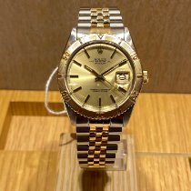 Rolex Datejust Turn-O-Graph Or/Acier 36mm Champagne Sans chiffres France, Paris