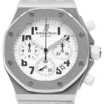 Audemars Piguet Royal Oak Offshore Lady 26283ST.OO.D010CA.01 Sehr gut Stahl 37mm Automatik