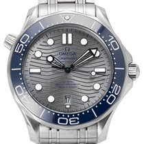 Omega Seamaster Diver 300 M Acier 42mm