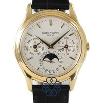 Patek Philippe Perpetual Calendar Yellow gold 36mm Silver No numerals United Kingdom, Kingston Upon Hull