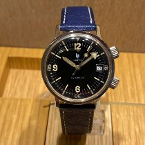 Lip Steel 36mm Automatic Lip Nautic pre-owned