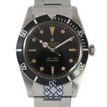 Rolex Submariner (No Date) Steel 37mm Bronze No numerals United Kingdom, Kingston Upon Hull
