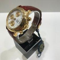 Lorenz Gult gull 38mm Automatisk LORENZ ORO CRONOGRAFO ny