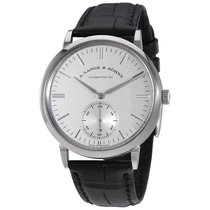 A. Lange & Söhne 380.027 White gold 2021 Saxonia 38.5mm new United States of America, Florida, Sunny Isles Beach
