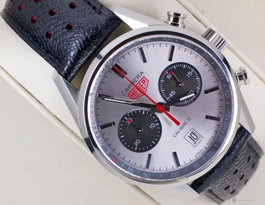TAG Heuer Carrera   Jack Heuer 80th Birthday   Limited Edition CV2119.FC6310