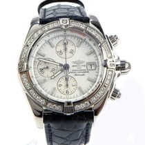 Breitling Chronomat Evolution 44mm Mother of pearl United States of America, Pennsylvania, Philadelphia