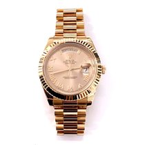 Rolex 218235 Oro rosa Day-Date II 41mm usados