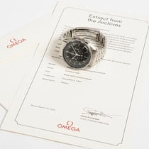 Omega Speedmaster Professional Moonwatch Steel 42mm Black No numerals United Kingdom, Kent